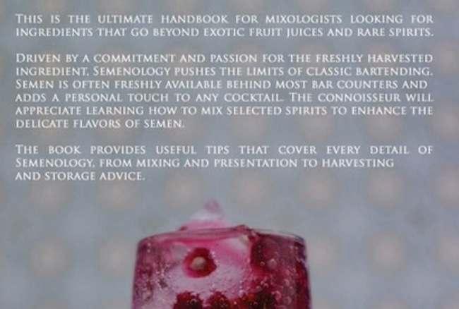 1 Semenology - The Semen Bartender's Handbook