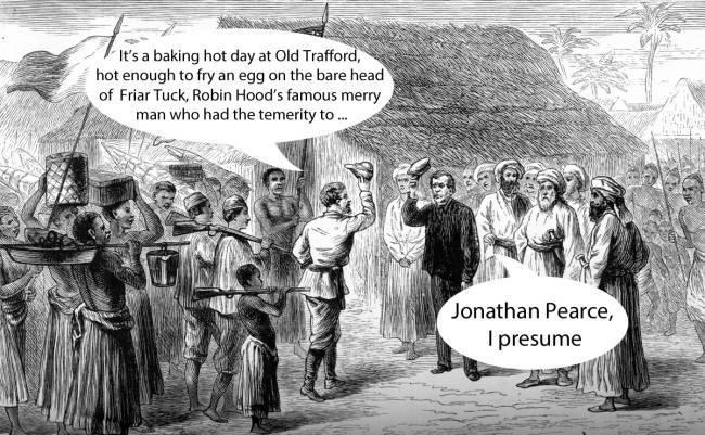Johnathan pearce