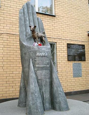 Laika_monument