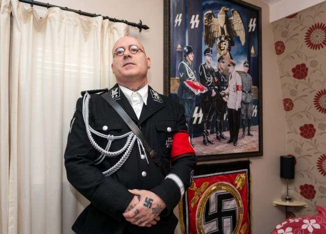 Nazi1 Nazi Uniforms: Sid Vicious, Peter Rabbit, Prince Harry And Other People Who Still Wear Them