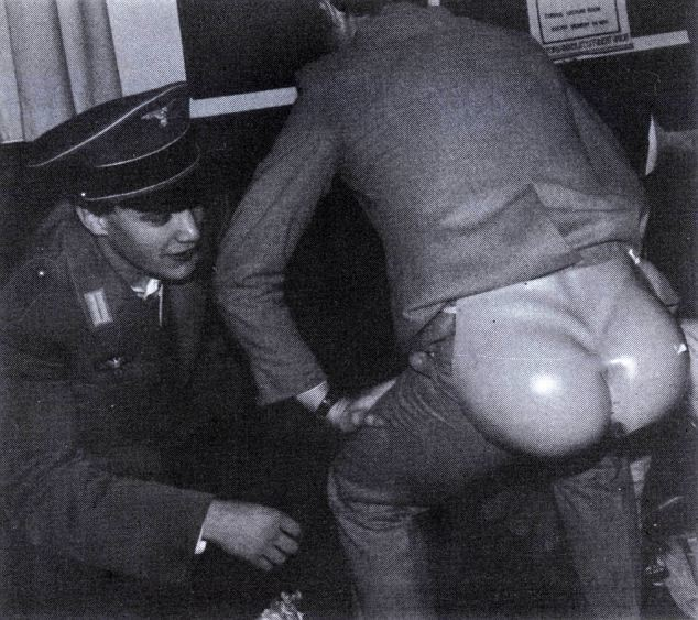 Ed Balls Nazi