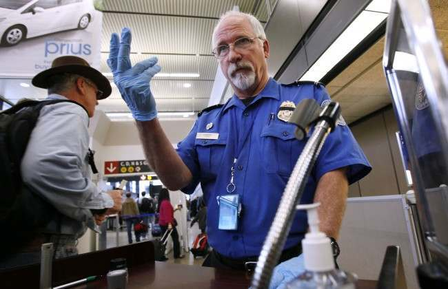 PA 16726813 TSA: Molesting And Groping Americans Was Just For Fun