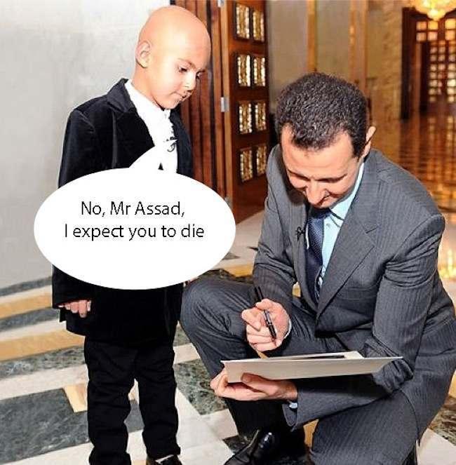 assad kids 6