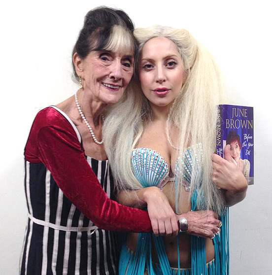 lady gaga and dot cotton