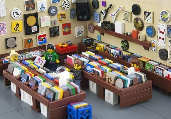 lego vinyl