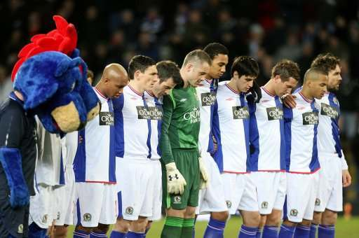 Soccer - Barclays Premier League - Blackburn Rovers v Hull City - Ewood Park