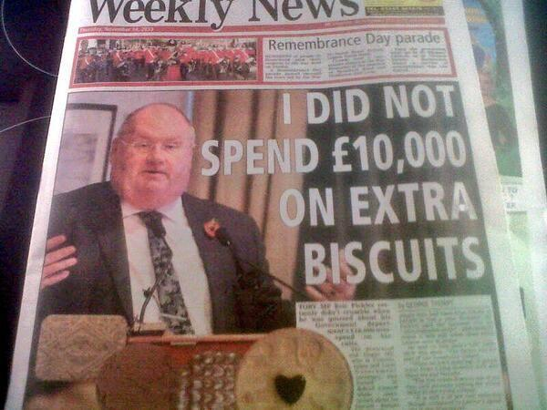 pickles Eric Pickles Biscuits