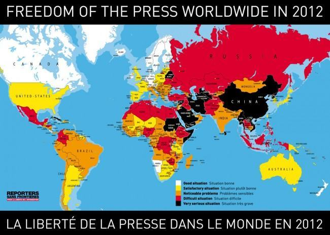 press freedom UK