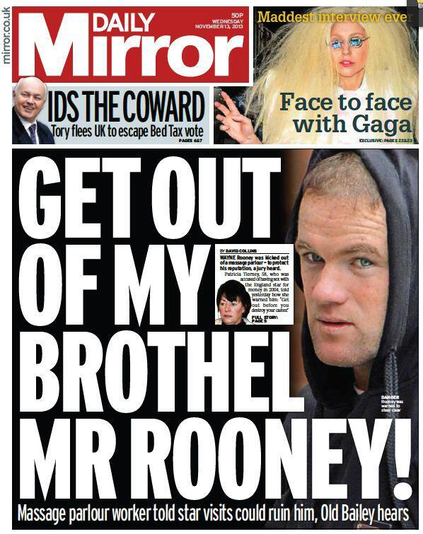 rooney massage