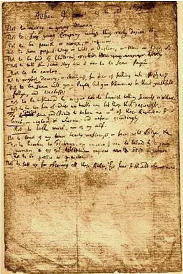 swift To Do Lists: Why Johnny Cash, Benjamin Franklin And The Rest of Us Make Them