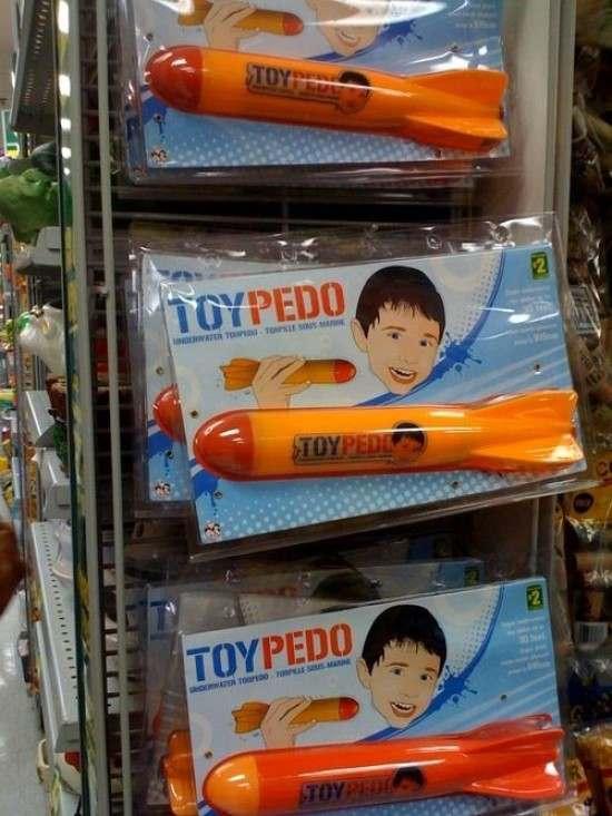 toypedo
