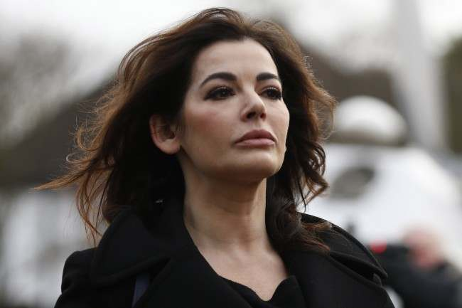 PA 18386678 Nigella Lawson Trial: How Courtroom Artists Show Her Inner And Outer Turmoil