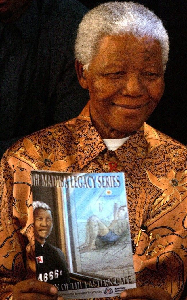 PA 2661913 The Free Nelson Mandela Comic Books