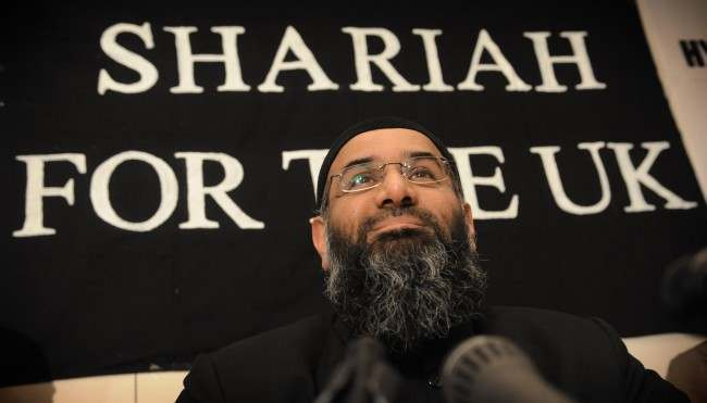 PA 8195972 Welling, Kents Anjem Choudary Helps The BBC Sell The War On Terror