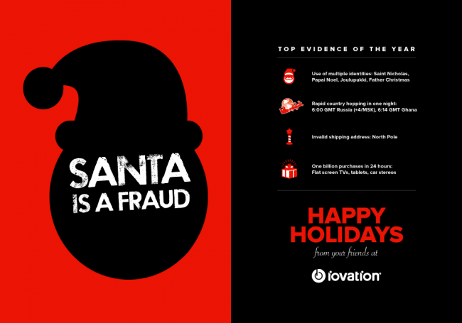 Santa-is-a-fraud
