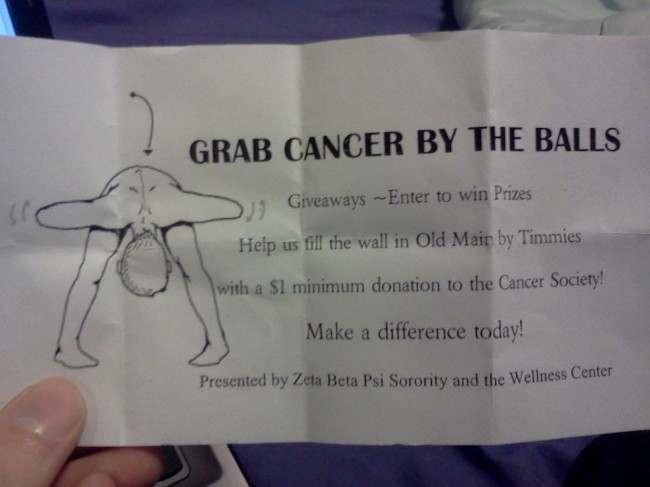 cancer balls