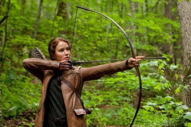 hunger games arrow Heroic School Officials Suspend 10 Year Old For Firing An Imaginary Bow And Arrow