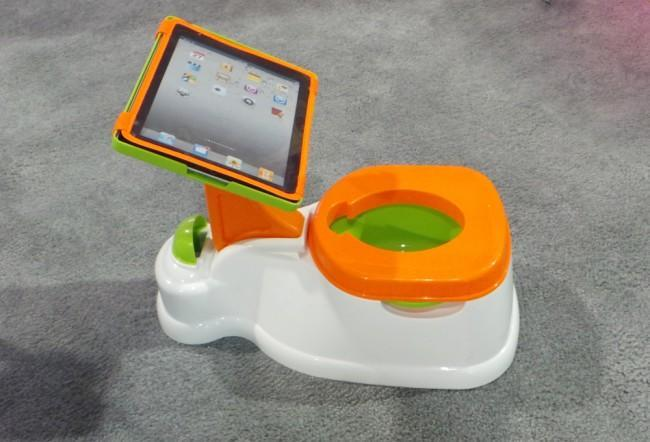 ipotty anorak The iPotty Is Declared Worst Toy Of The Year