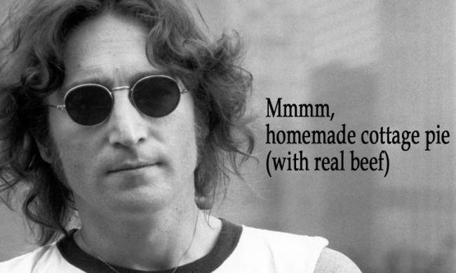 john lennon 21 Facebook Status Updates Made Into Inspirational Quotes