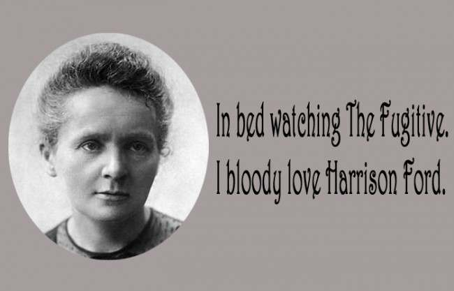 marie curie 21 Facebook Status Updates Made Into Inspirational Quotes