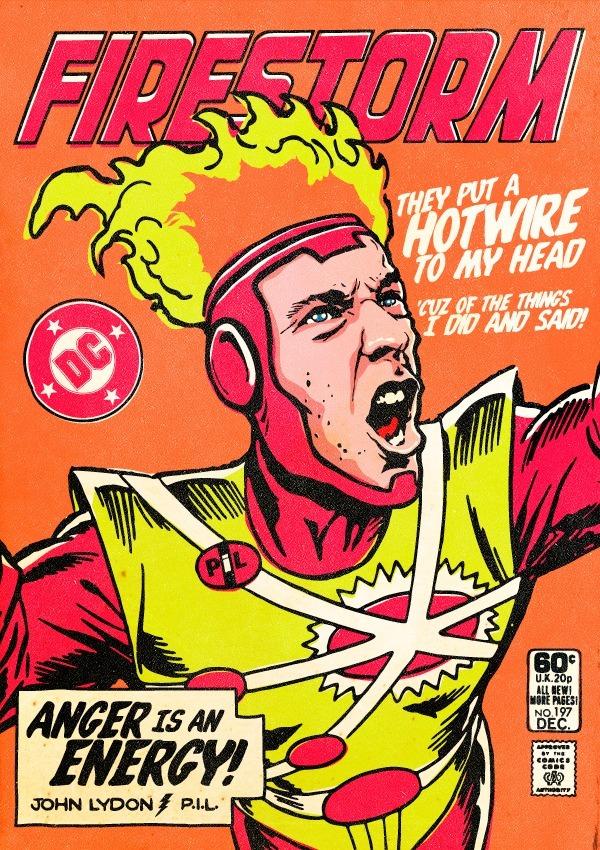 rotten super hero