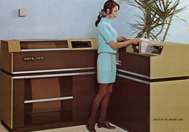 vintage comp