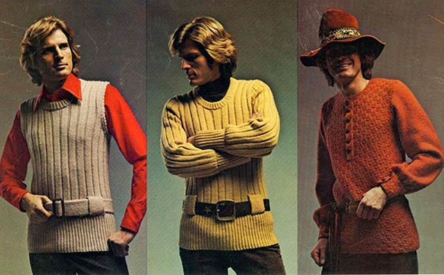 006 A Field Guide to 1970s Men's Sweaters