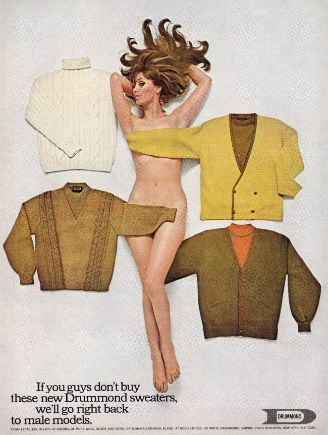 232_Vintage Men's Fashion Ad