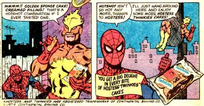 6421806929 558c1482f7 b Crime Fighting with Twinkies: Comic Book Superheroes Turn To Sugary Cream Filled Cake
