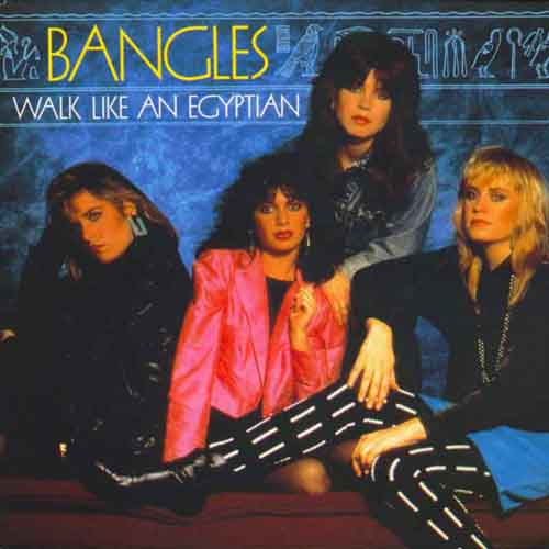 Bangles_Walk_Like_An_Egyptian_Album_Cover