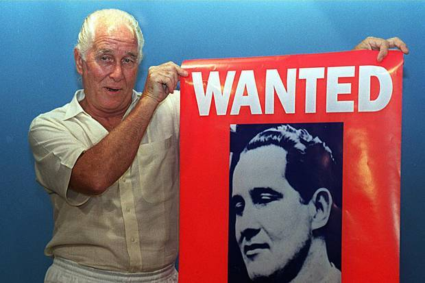 Biggs1 The Ronnie Biggs Story: Money, Arsenal And Going Punk In Rio