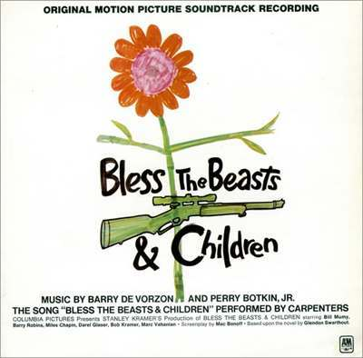 Carpenters+-+Bless+The+Beasts+&+Children+Soundtrack+-+LP+RECORD-476831