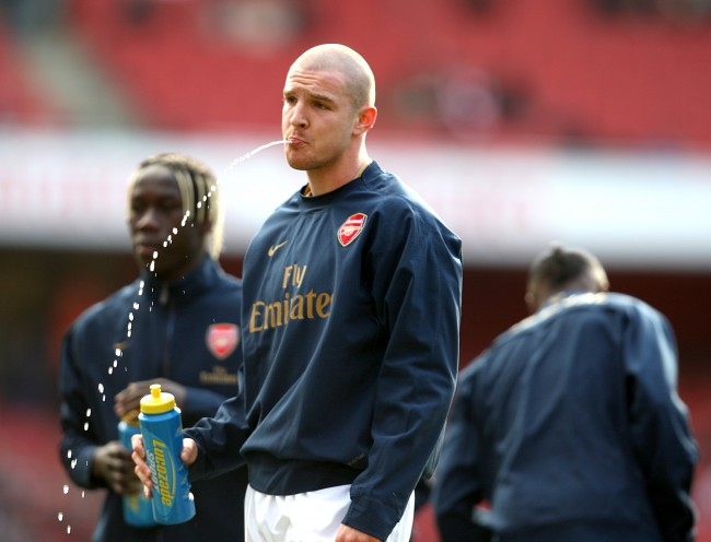 Philippe Senderos, Arsenal