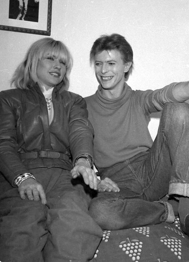 PA 8802797 3 The Elephant Man: Blondie And David Bowie At New Yorks Booth Theater In 1980