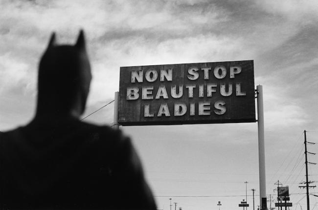 Rémi Noël, Batman