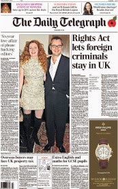 The_Daily_Telegraph_1_11_2013