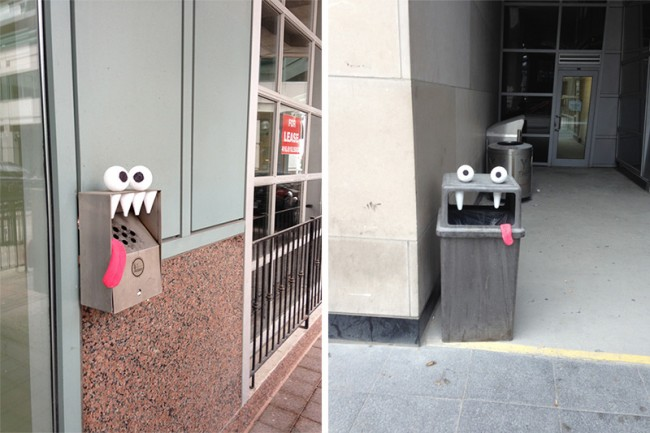 Toronto googly eyes 1