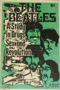 beatles1 How The Beatles Hypnotized Western Youth To Fight For Russia In The Cold War