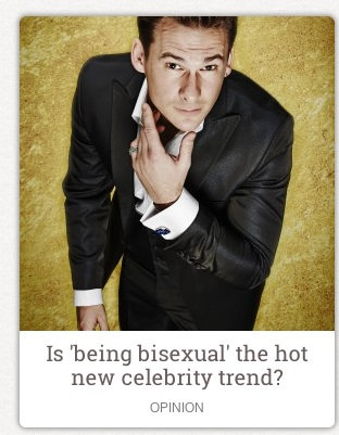 bisexual choice 1 Lee Ryan And Tom Daley Chose To Be Bisexual?