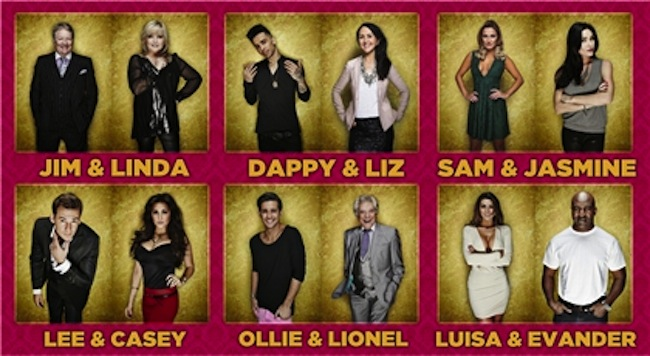 celebrity-big-brother housemates