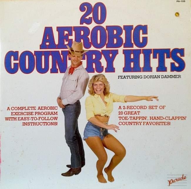 country aerobics