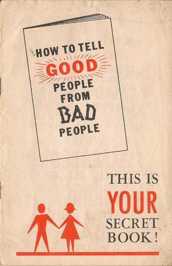 good people How To Tell Good People From Bad People According To The International Order of The Golden Rule
