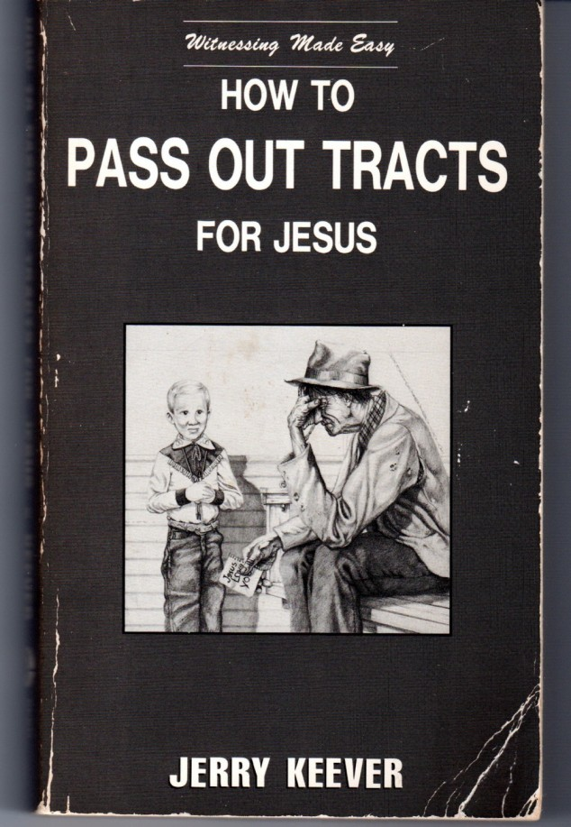 jesus Highlights From The Book Witnessing Made Easy: How to Pass Out Tracts for Jesus