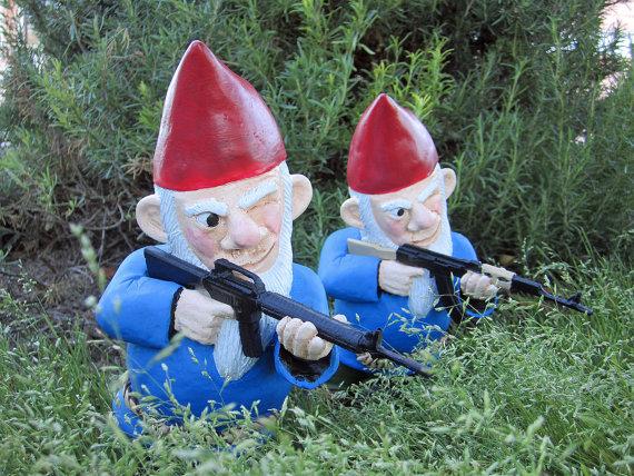 military gnome 1