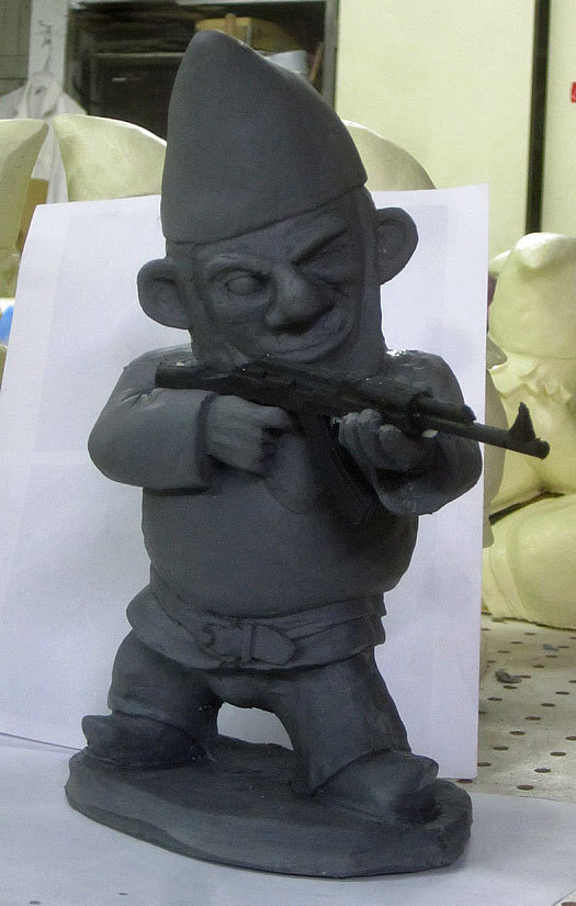military gnome