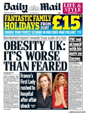 obesity Fear of A Fat Planet: Billy Bunter Is Now An Enemy Of The State