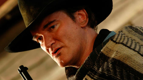 quentin tarantino hateful eight Quentin Tarantino Ditches 'Hateful Eight' Thanks To Script Leak