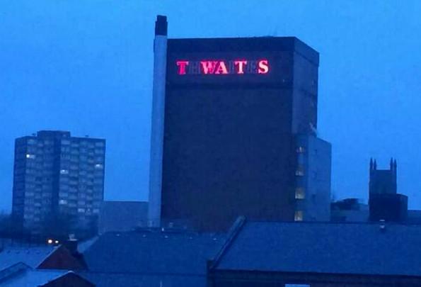 thwaites bewery