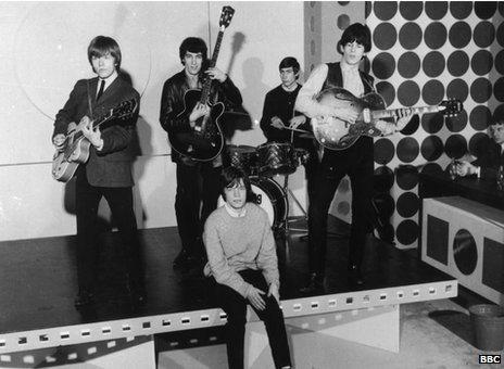 Rolling Stones was first band to feature on TOTP