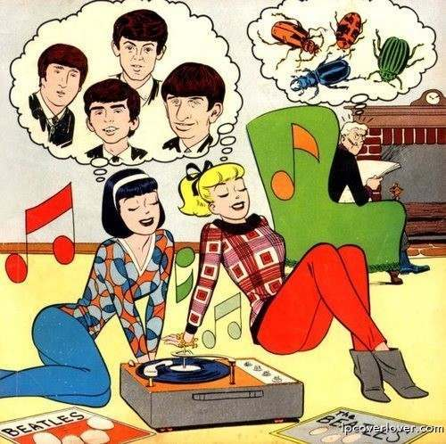 archie beatles
